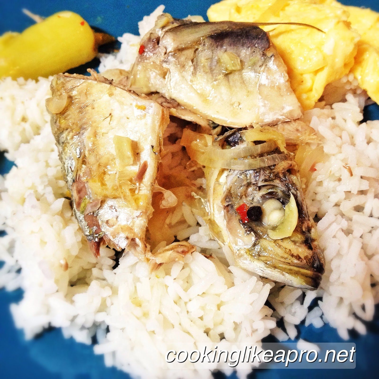 Easy Recipes Diet: Yellowtail Paksiw Recipe