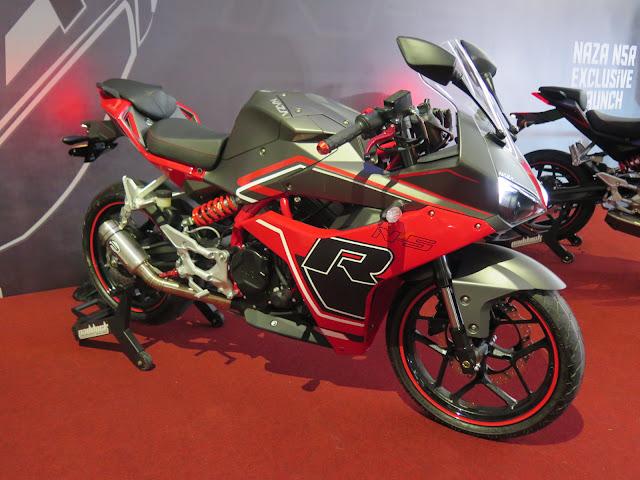 Naza N5R 250