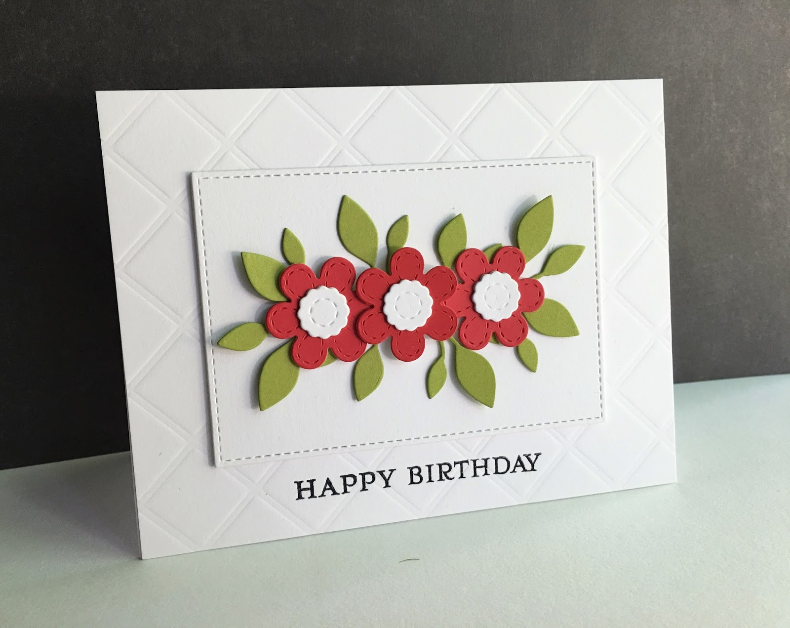 i'm in haven another stitched happy birthday