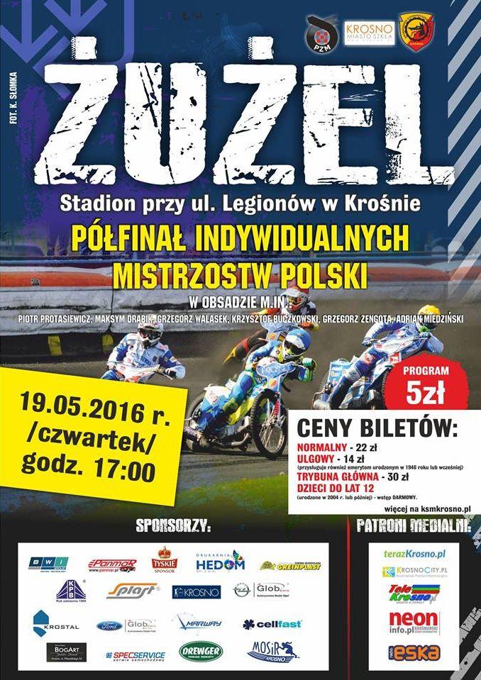 Lengyel salakmotoros elődöntők csütörtökön