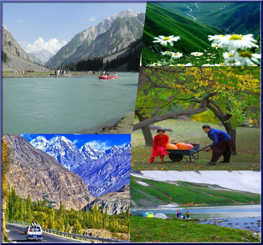 10 Best Natural Places To Visit In Pakistan Information