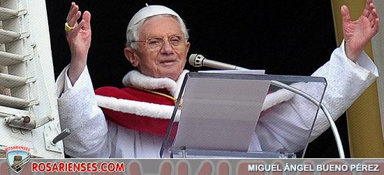 La voz que pasa y la Palabra que Permanece: el Papa durante el Ángelus | Rosarienses, Villa del Rosario