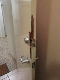 Door Security Reinforcement
