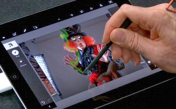 Photoshop Touch, disponible para iOS y Android