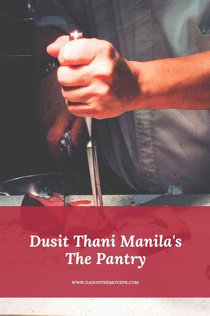 Review of Dusit Thani Manila's The Pantry