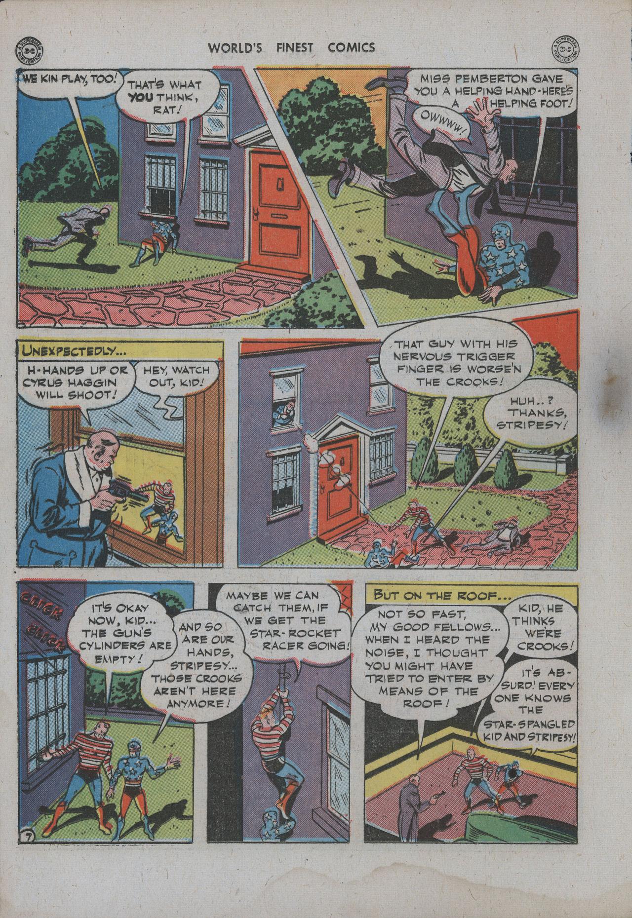 Read online World's Finest Comics comic -  Issue #15 - 23