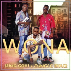 King Goxi & Jungle Boyz - Wona [Exclusivo 2019] (Download Mp3)