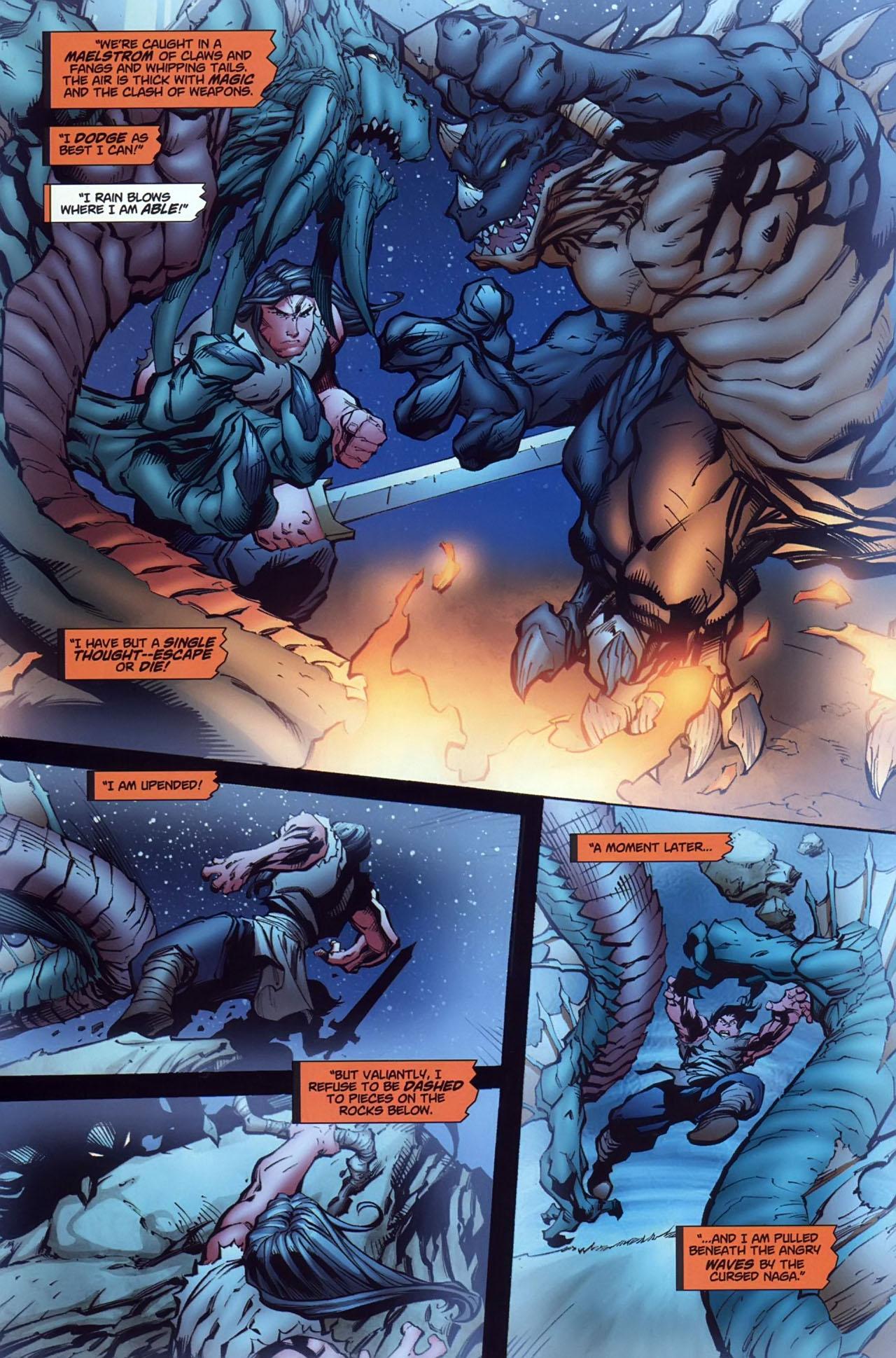 Read online World of Warcraft comic -  Issue #13 - 19