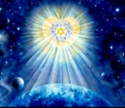 Divine Love healing the Earth, healing humanity