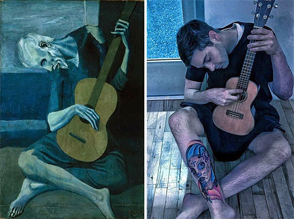 recreating famous artwork fools do art-11