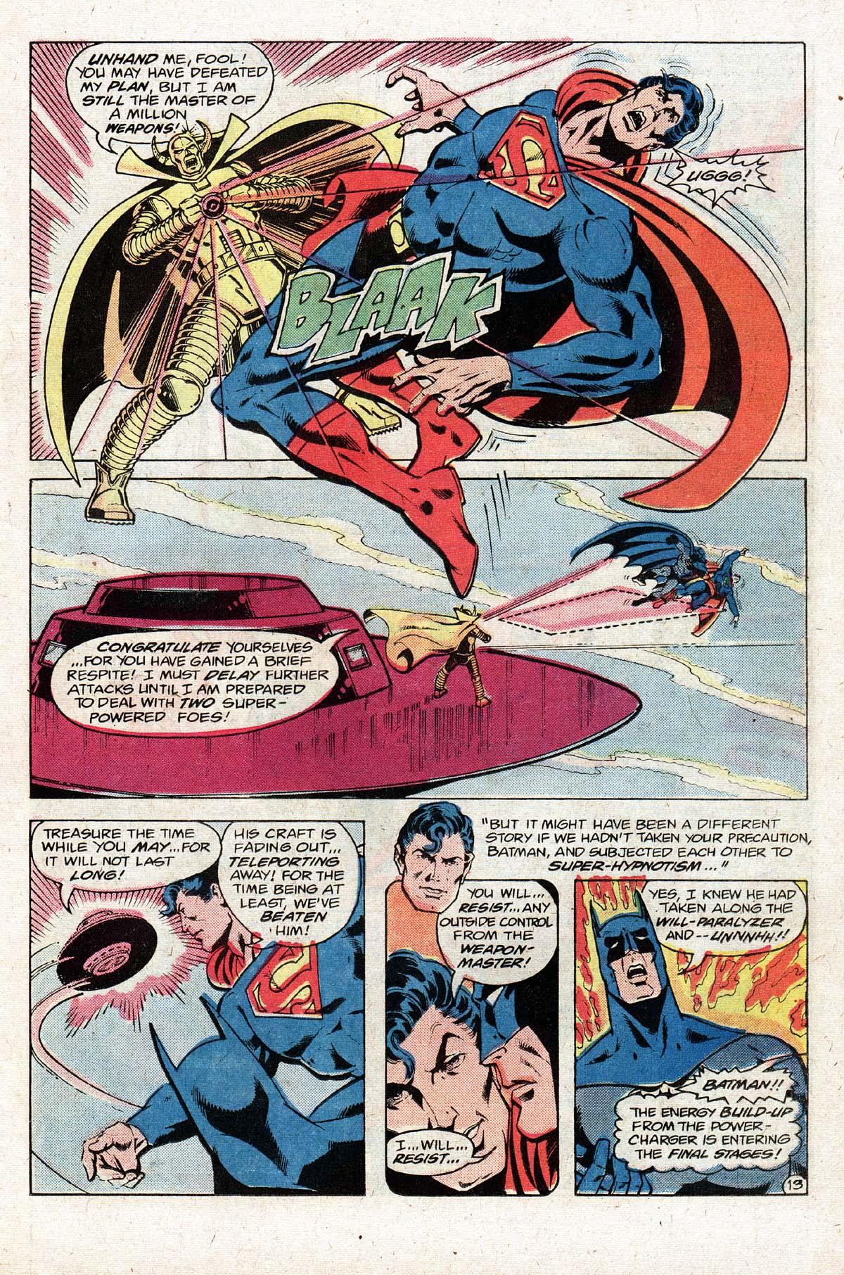 Read online World's Finest Comics comic -  Issue #274 - 15