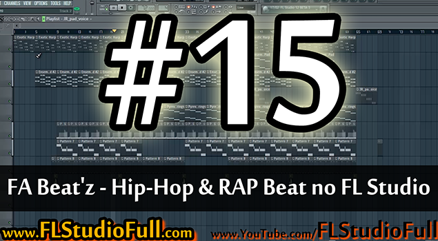 15 - Base de Rap | Beat de Hip-Hop [FA Beat'z]