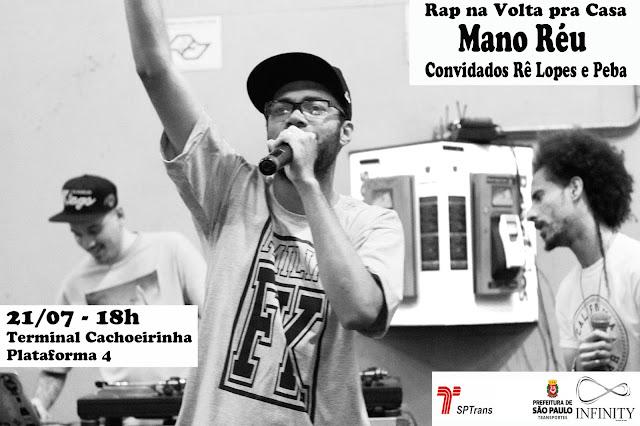 Rap no Terminal Cachoeirinha Nessa Quinta