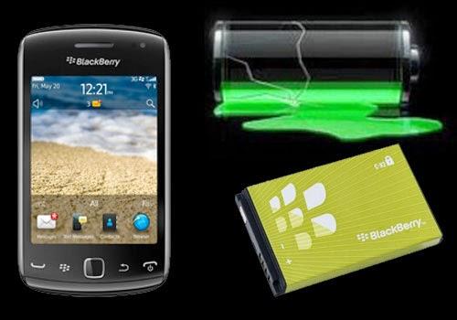 9 Cara Menghemat Baterai Blackberry