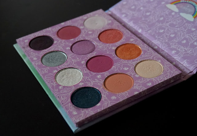 My Little Pony x Colourpop Palette Review