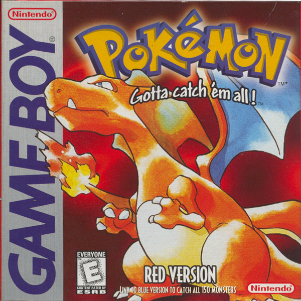 the passion of gaming pokemon red team