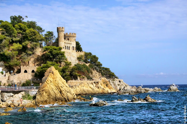 Замок в Льорете