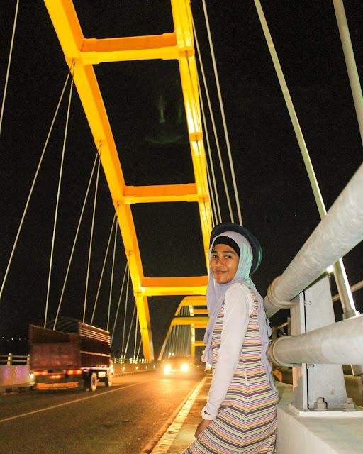Jembatan Ponulele Palu (2)