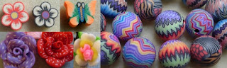 fimo beads at Little Beader