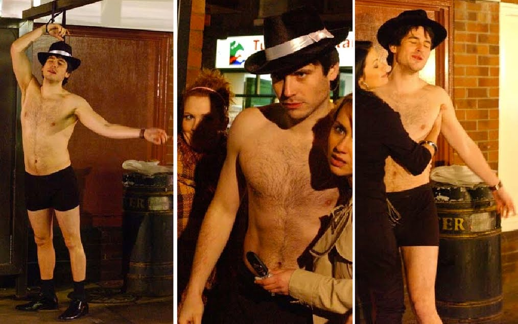 James naked Rob collier delightful