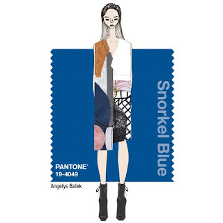 Sprinkle On Glitter Blog// Pantone Spring 2016, Pt 1// Snorkel Blue// Angelys Balek