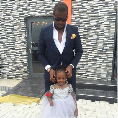 Mo'Cheddah's sister Lola wedding pictures.
