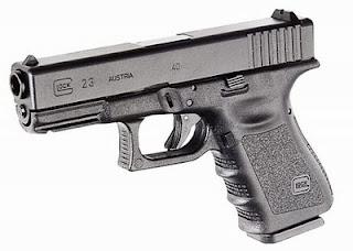 The Polymer Beast: Glock 23