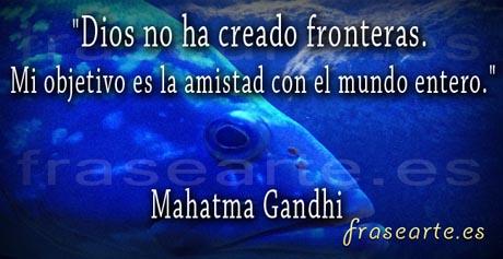Citas célebres de Mahatma Gandhi