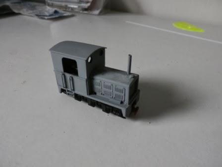 Roco HOe diesel