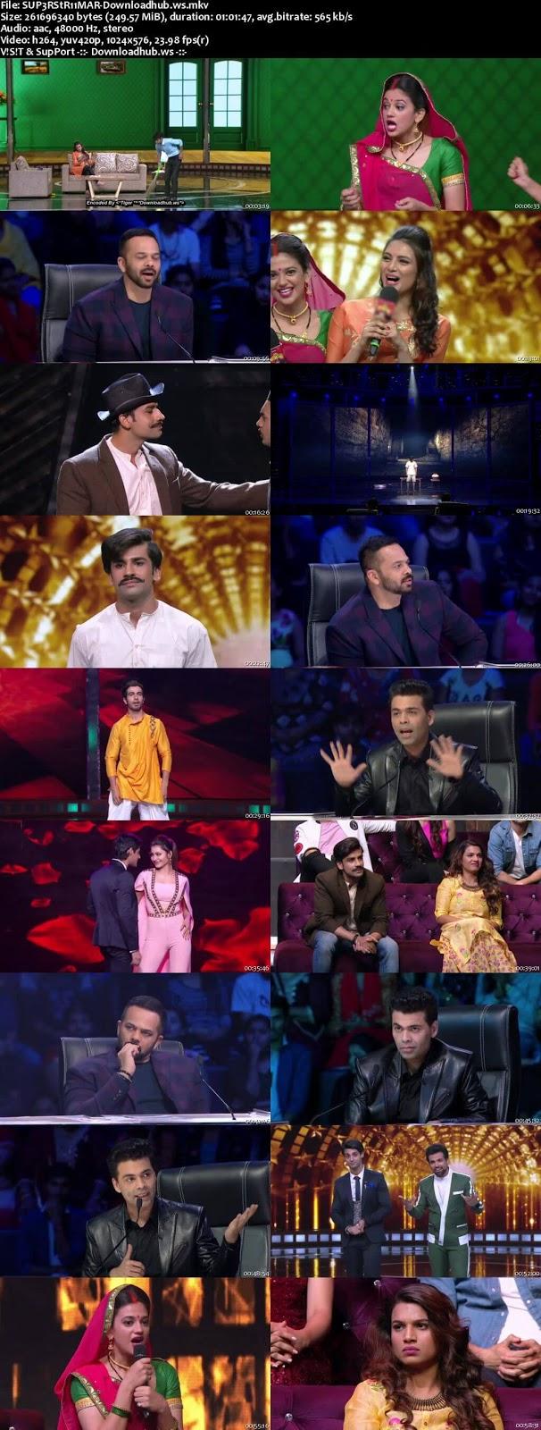 India's Next Superstars 11 March 2018 Episode 18 HDTV 480p