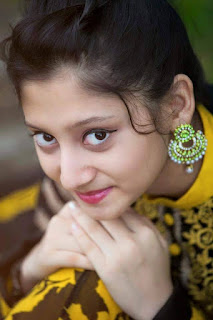 Puja Cherry Roy Cute