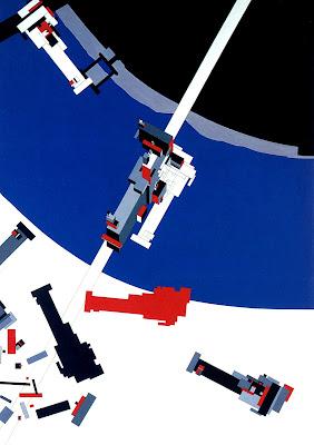 Malevich's Tektinik by Zaha Hadid