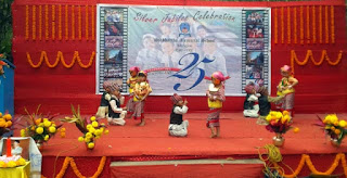Sidhartha Memorial School Silver Jublee celebration