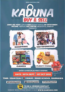Get Ready For Kaduna Buy And Sell 2.0!!!