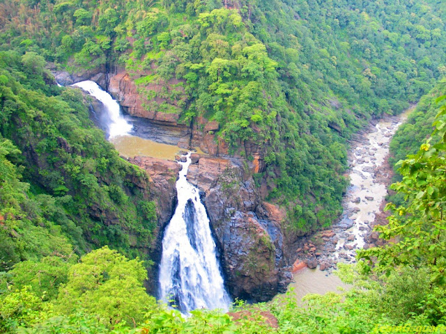 Best Waterfalls of Karnataka