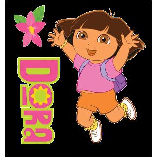 Imágenes de  Dora la Exploradora.