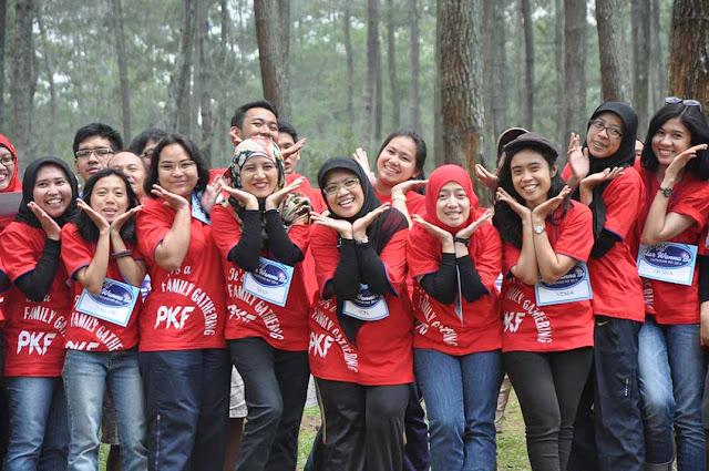 Paket Team Building di Lembang Jungle Discovery Bandung