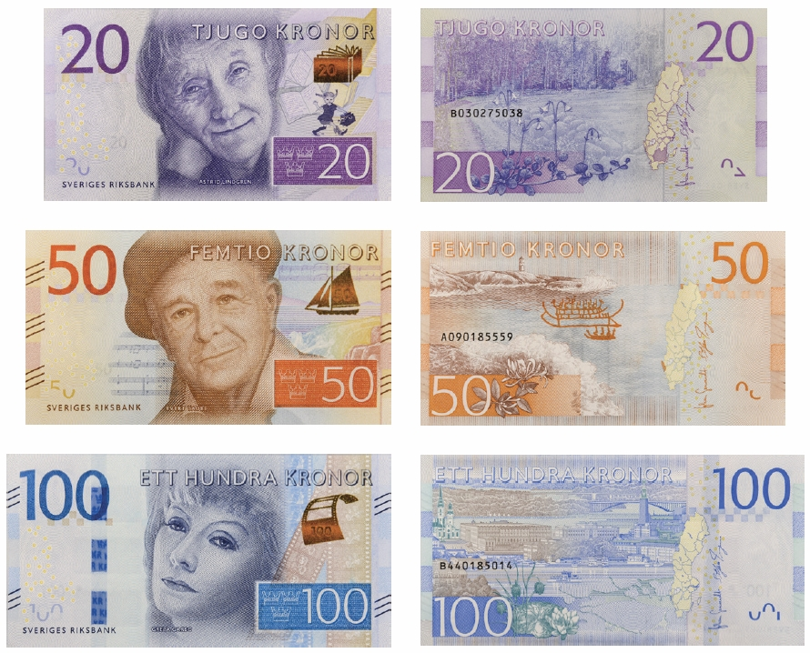 STRANE VALUTE / FOREIGN CURRENCIES: SEK_ŠVEDSKA KRUNA ...