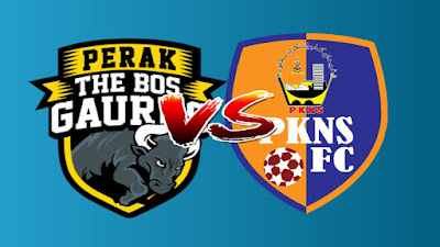 Live Streaming Perak vs PKNS FC Liga Super 7 April 2019