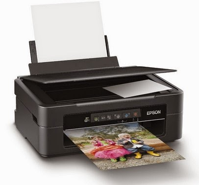 Epson Expression Home XP-215 Driver Download