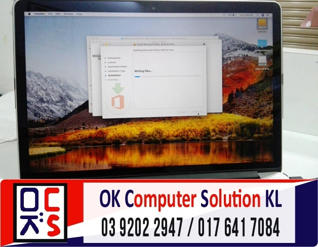[SOLVED]FORMAT MACBOOK PRO A1286 |REPAIR MAC TAMAN CONNAUGHT 3