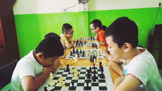 Học cờ vua ở đâu, cờ vua mang lại lợi ích gì cho trẻ?