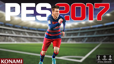 Download PES 2017 Update Transfer 2017 Apk Data + OBB for Android