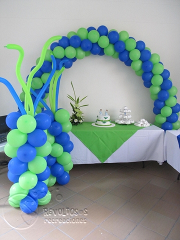 Decoracion sencilla primera comunion recreacionistas - Decoracion fiesta comunion ...