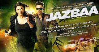 Filme indiene Jazbaa<br> (2015)