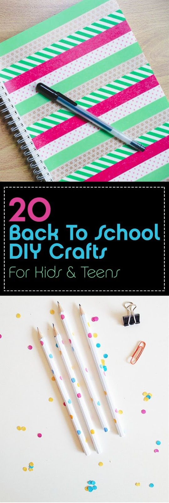 http://postris.com/list/80/20-back-to-school-diy-crafts-for-kids---teens/