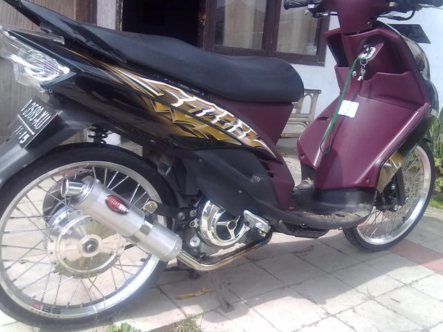 referensi modifikasi mio soul 2012