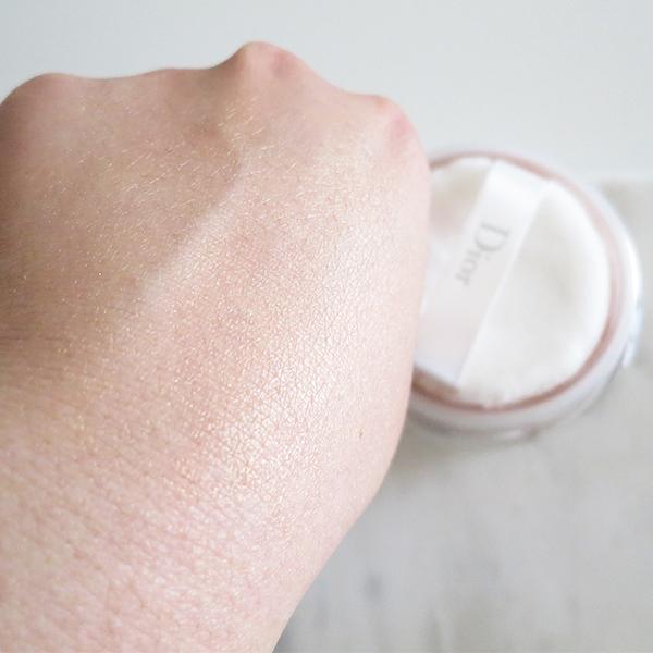Diorskin Nude Air Summer Glow 001 Shimmering Loose Powder