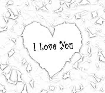 cowok bilang i love you too