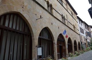 Cordes-sur-cie. Maison Fonpeyrouse d'Alayrac